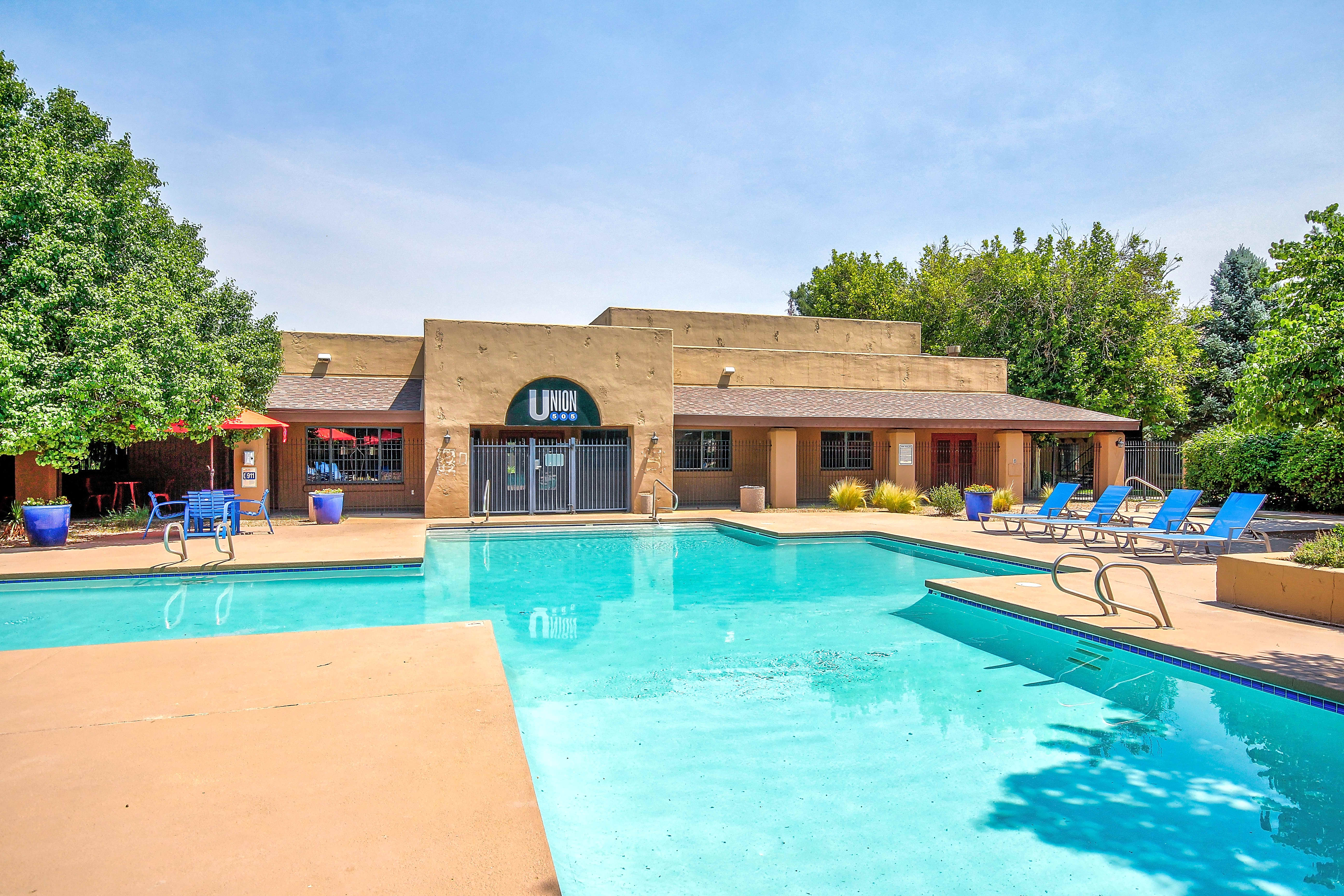 Apartments Near New Mexico Union 505 for University of New Mexico Students in Albuquerque, NM