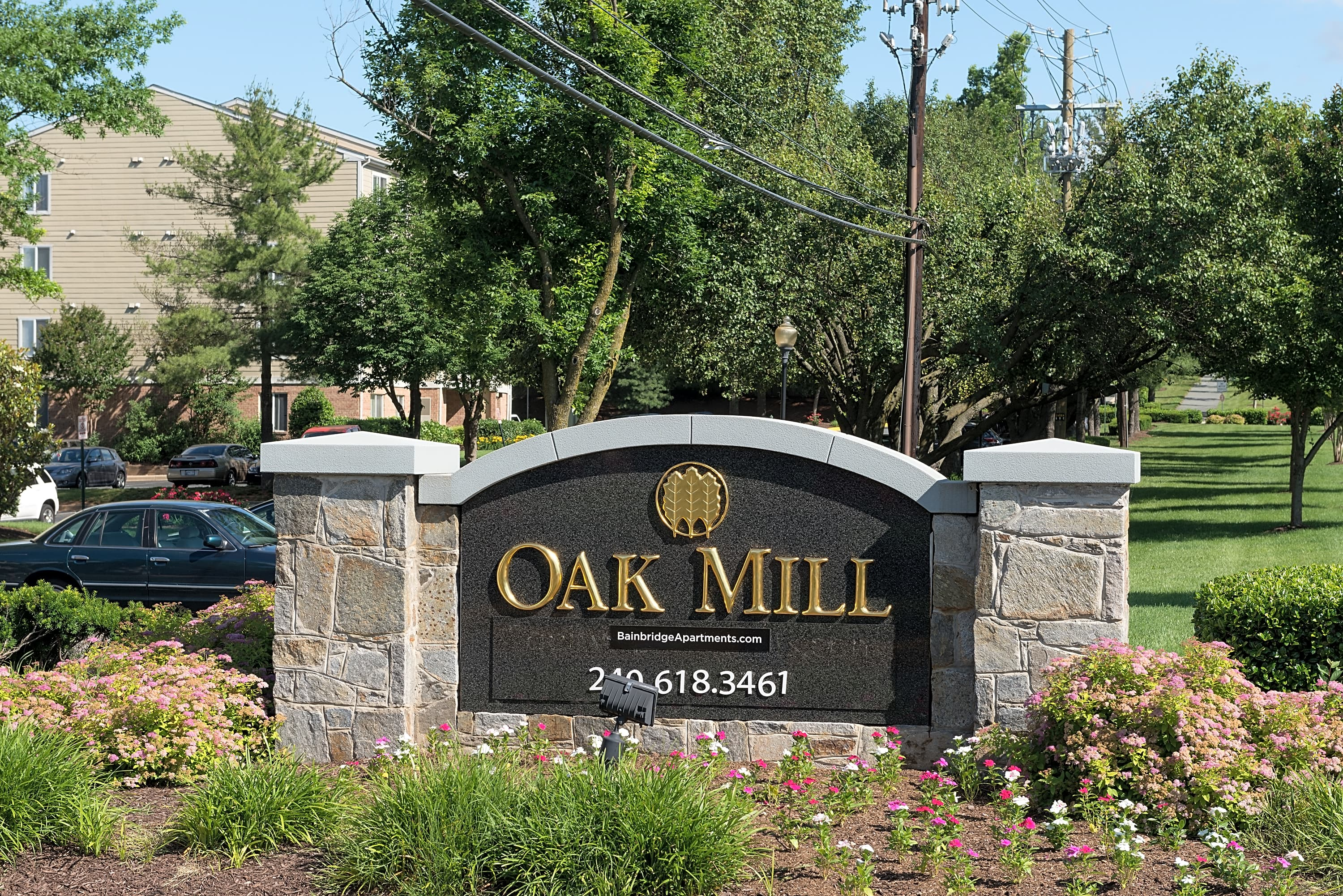 Oak Mill Apartments In Germantown Maryland