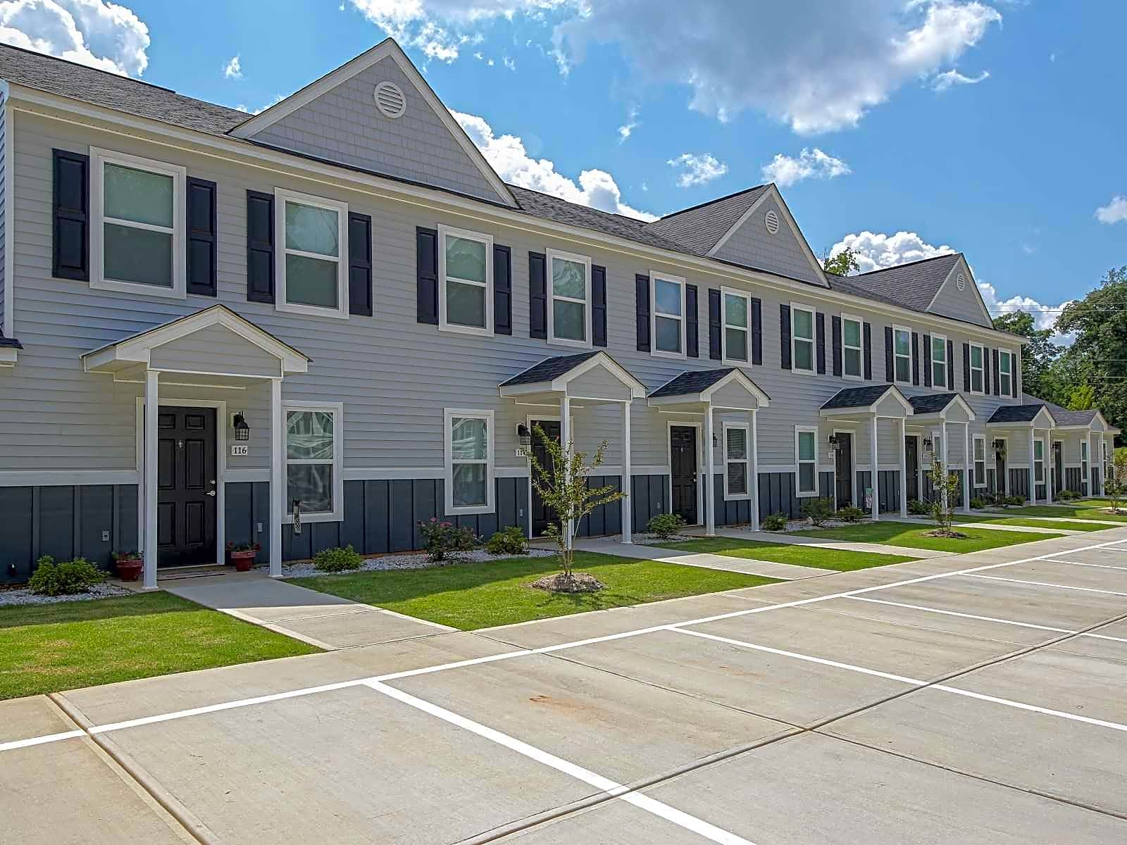 Apartments Near Lander Barrington Apartments for Lander University Students in Greenwood, SC