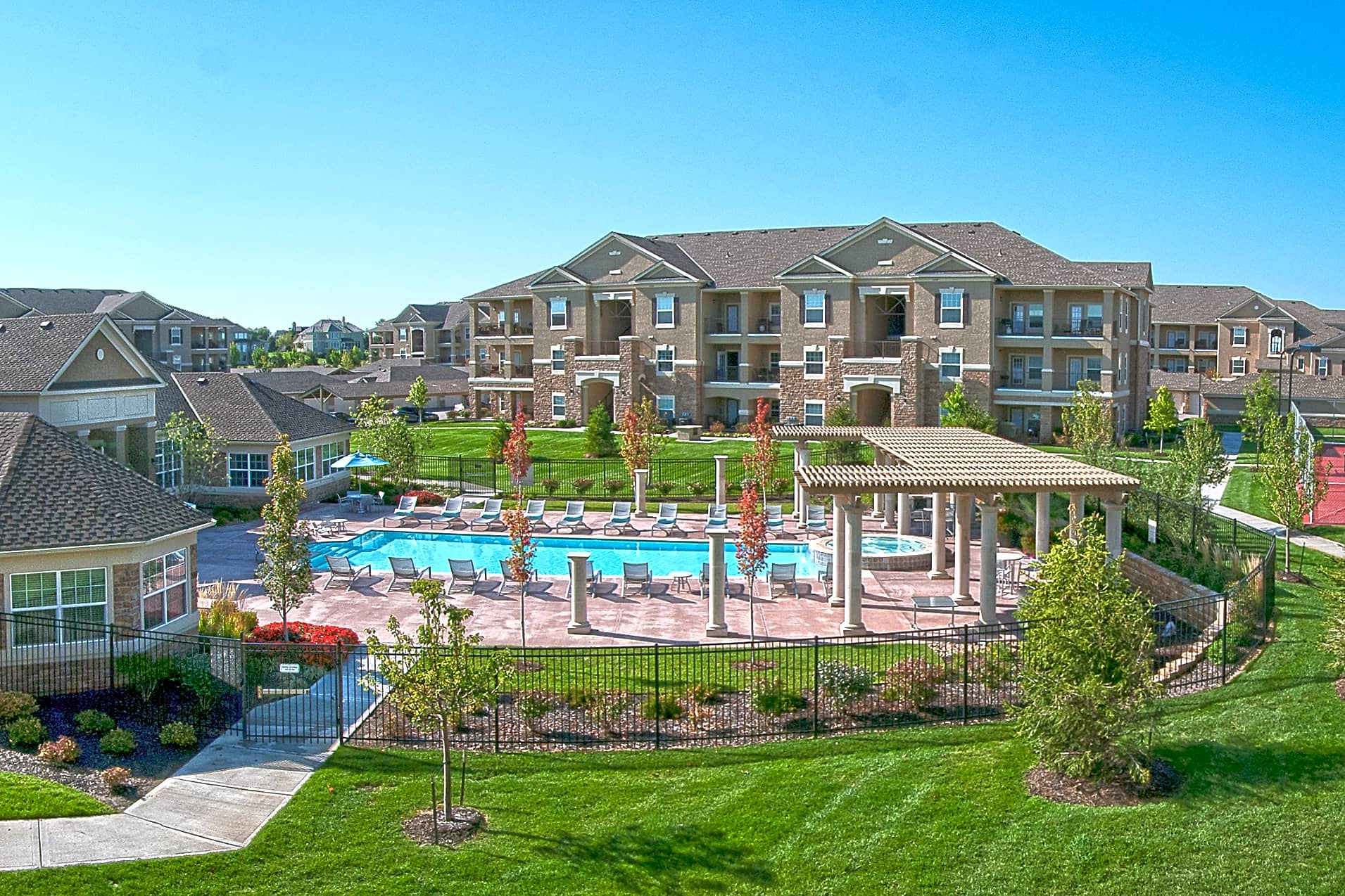 Village View Apartments Overland Park Ks