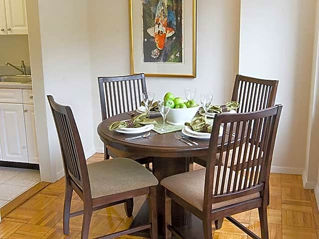 Two-bedroom Dining Room