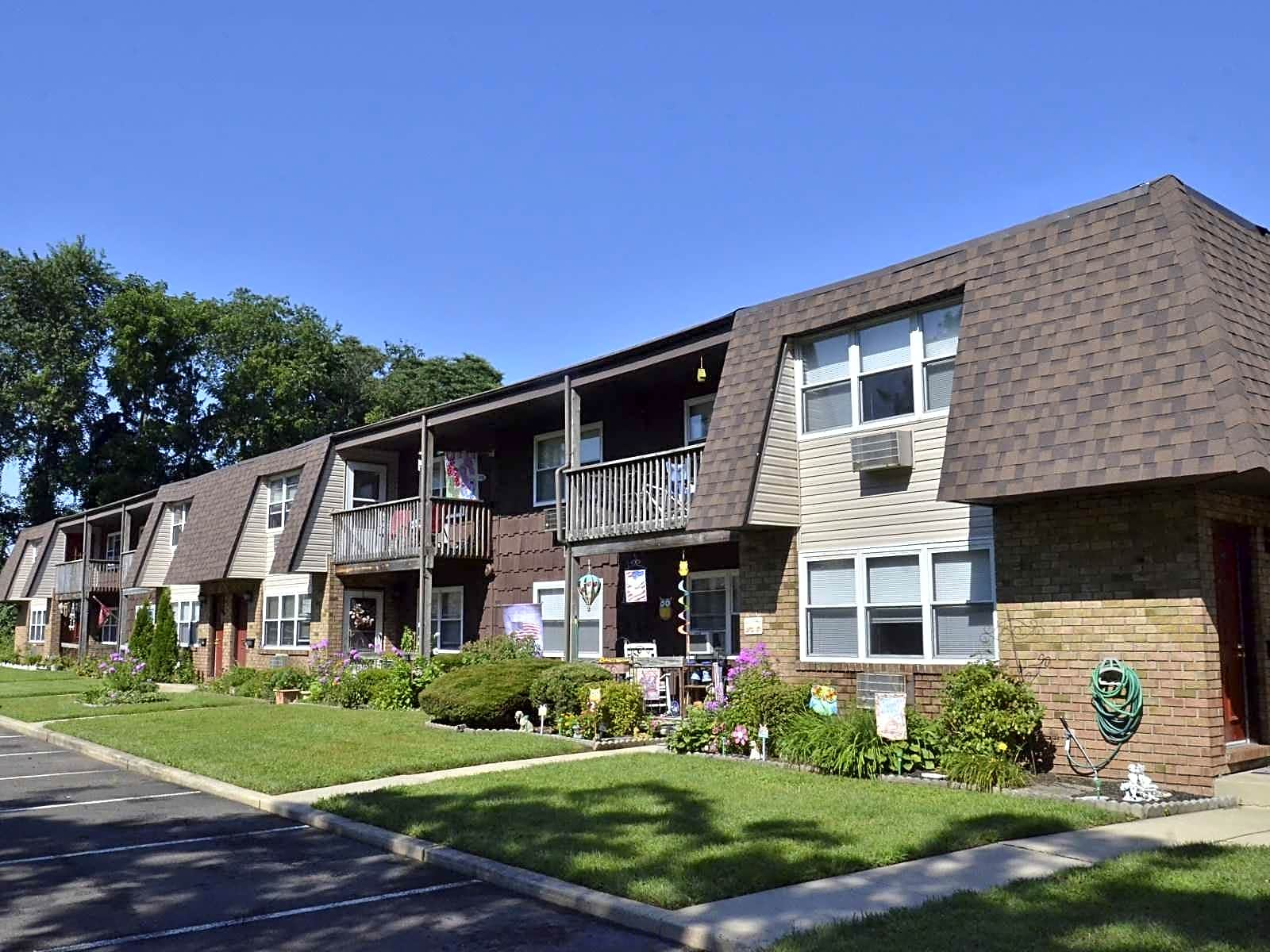 Dover Manor Apartments Hamilton Township Nj