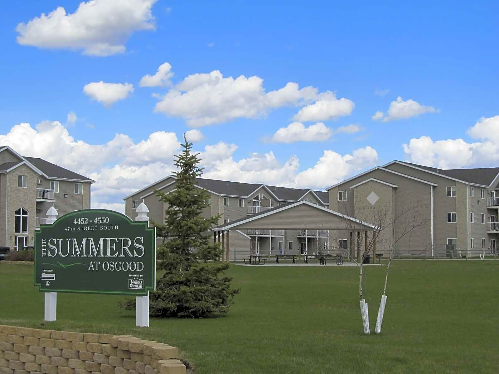 Apartments Near NDSU The Summers At Osgood for North Dakota State University Students in Fargo, ND