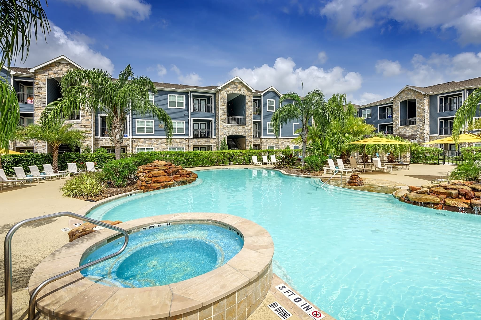 Village By The Bay Apartments Baytown