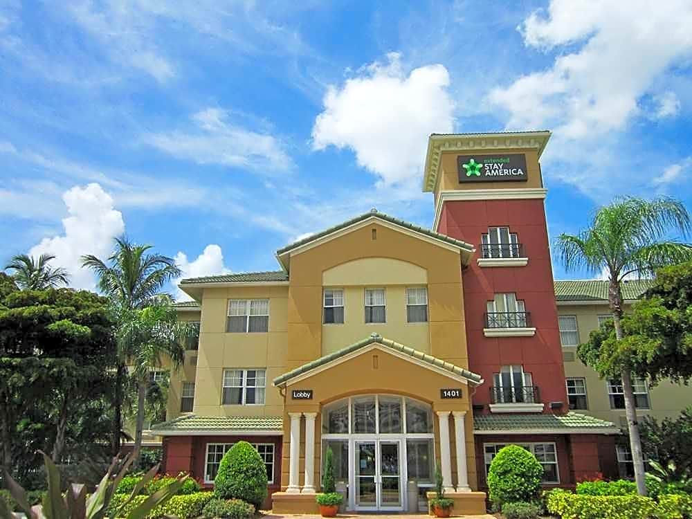 Extended Stay Hotels Pompano Beach Fl