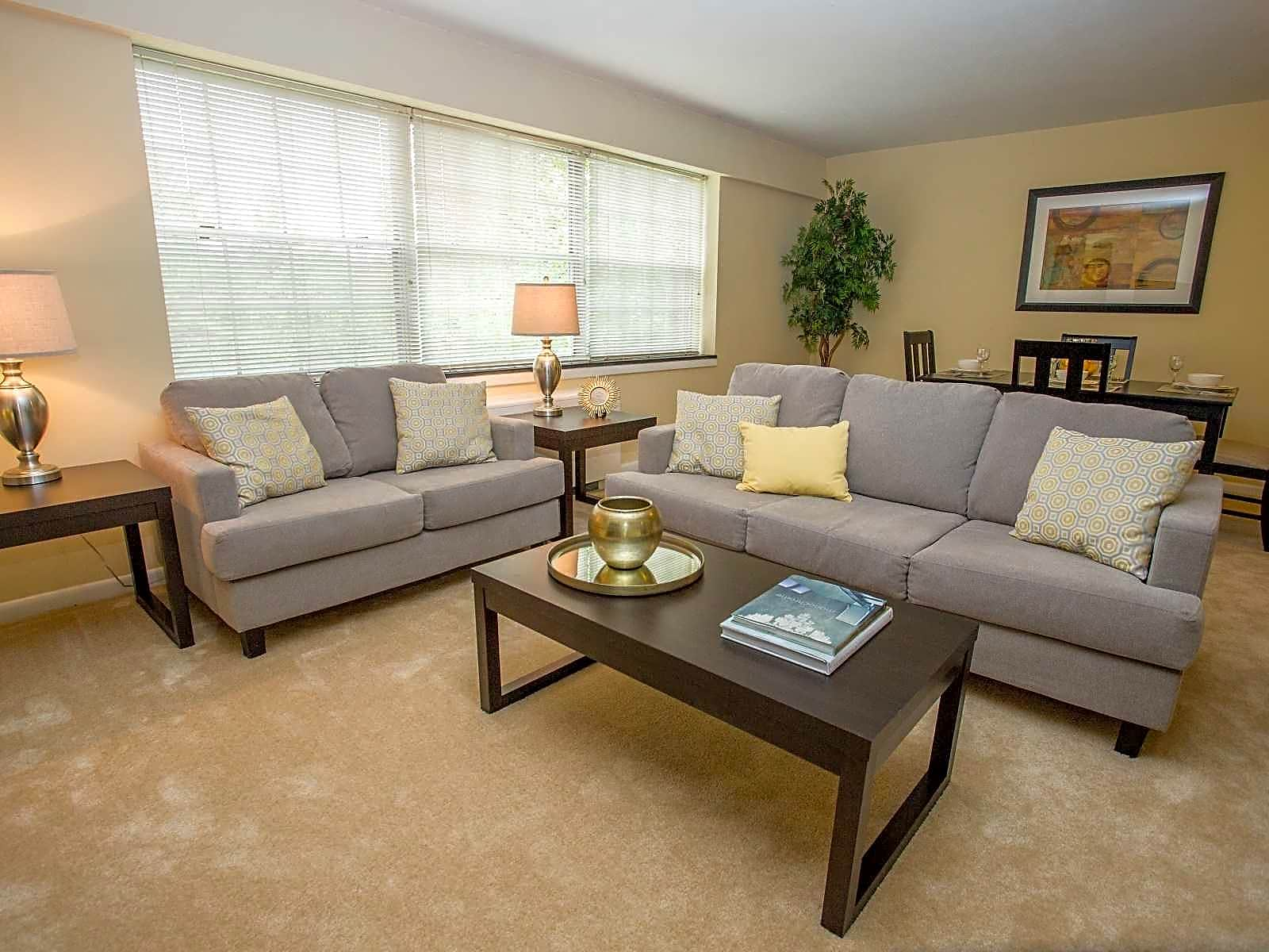 Apartments Near Eastern Rosemont Plaza for Eastern University Students in Saint Davids, PA