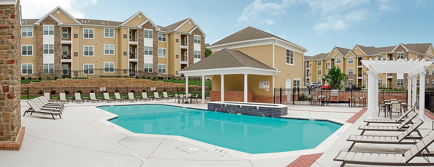 Apartments Near Lafayette Sycamore Landing for Lafayette College Students in Easton, PA