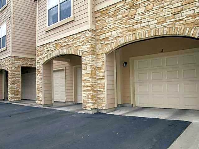 Attached Garages with Extra Storage