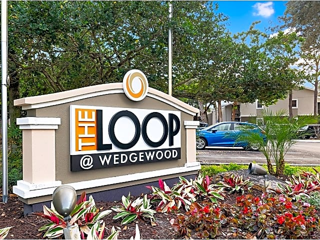 Apartments Near Southeastern The Loop @ Wedgewood for Southeastern University Students in Lakeland, FL