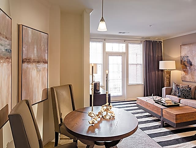 One Bedroom Living/Dining Room