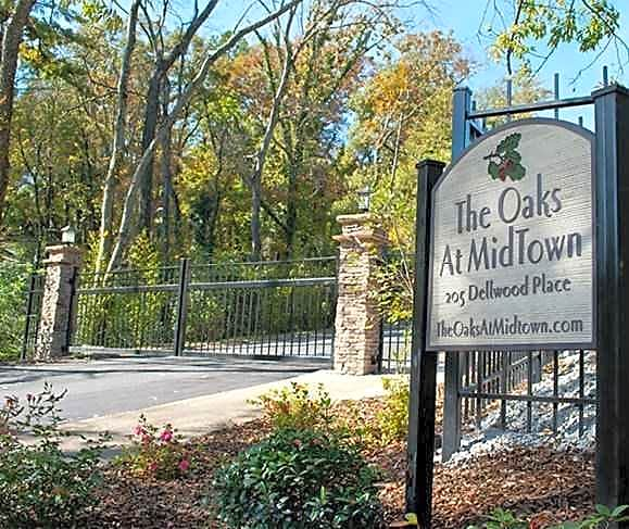 Apartments Chattanooga Tn: The Oaks At Midtown Apartments