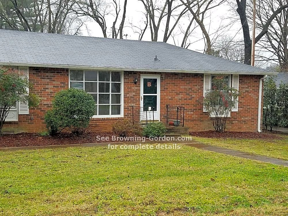 Duplex for Rent in Nashville