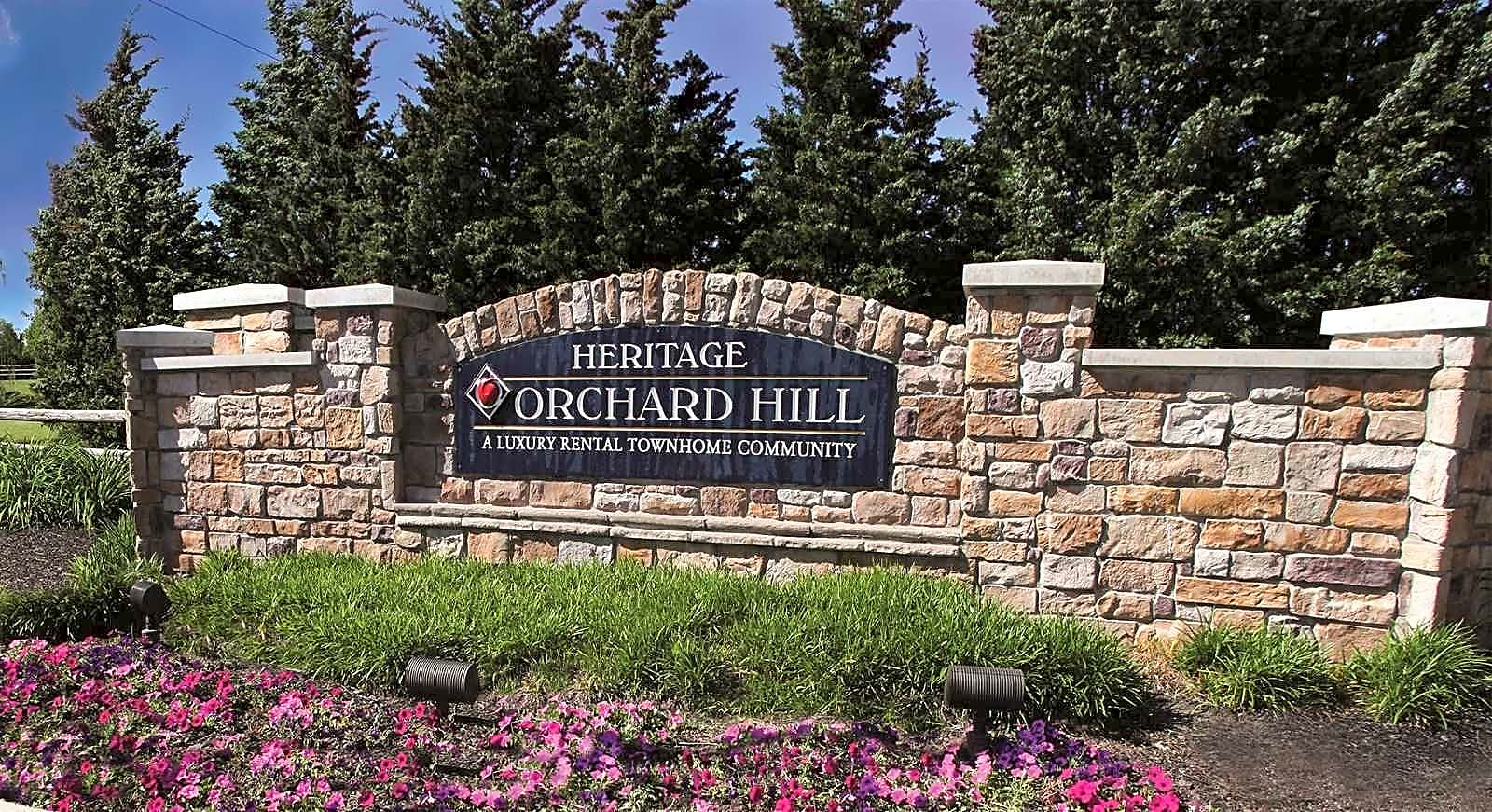 Heritage Orchard Hill