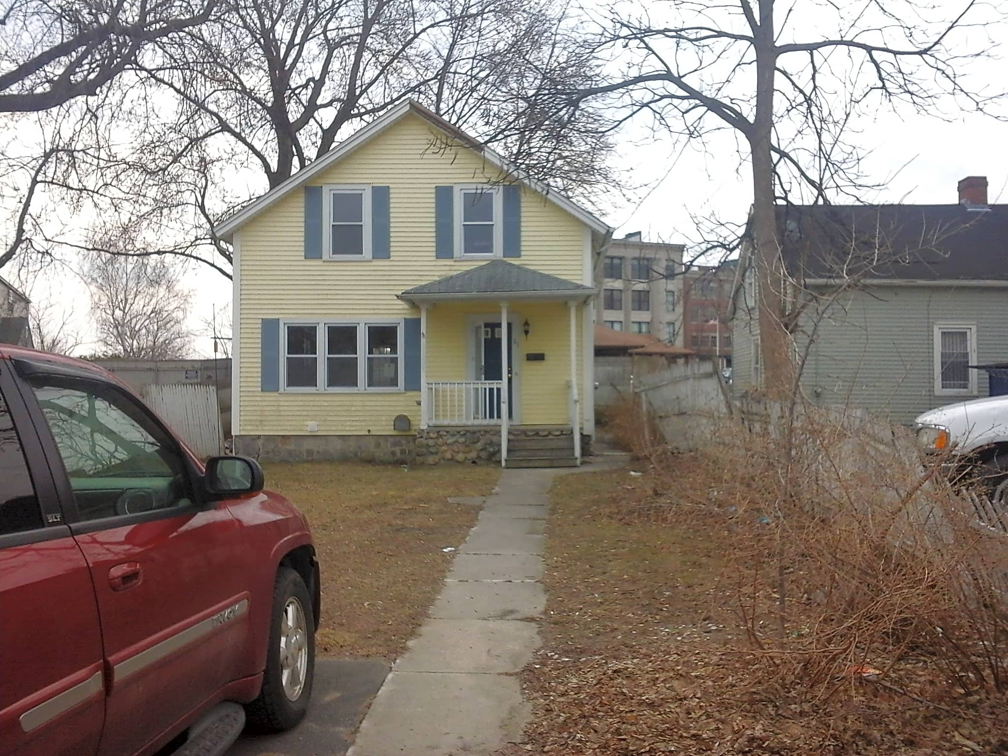 House for Rent in Woonsocket
