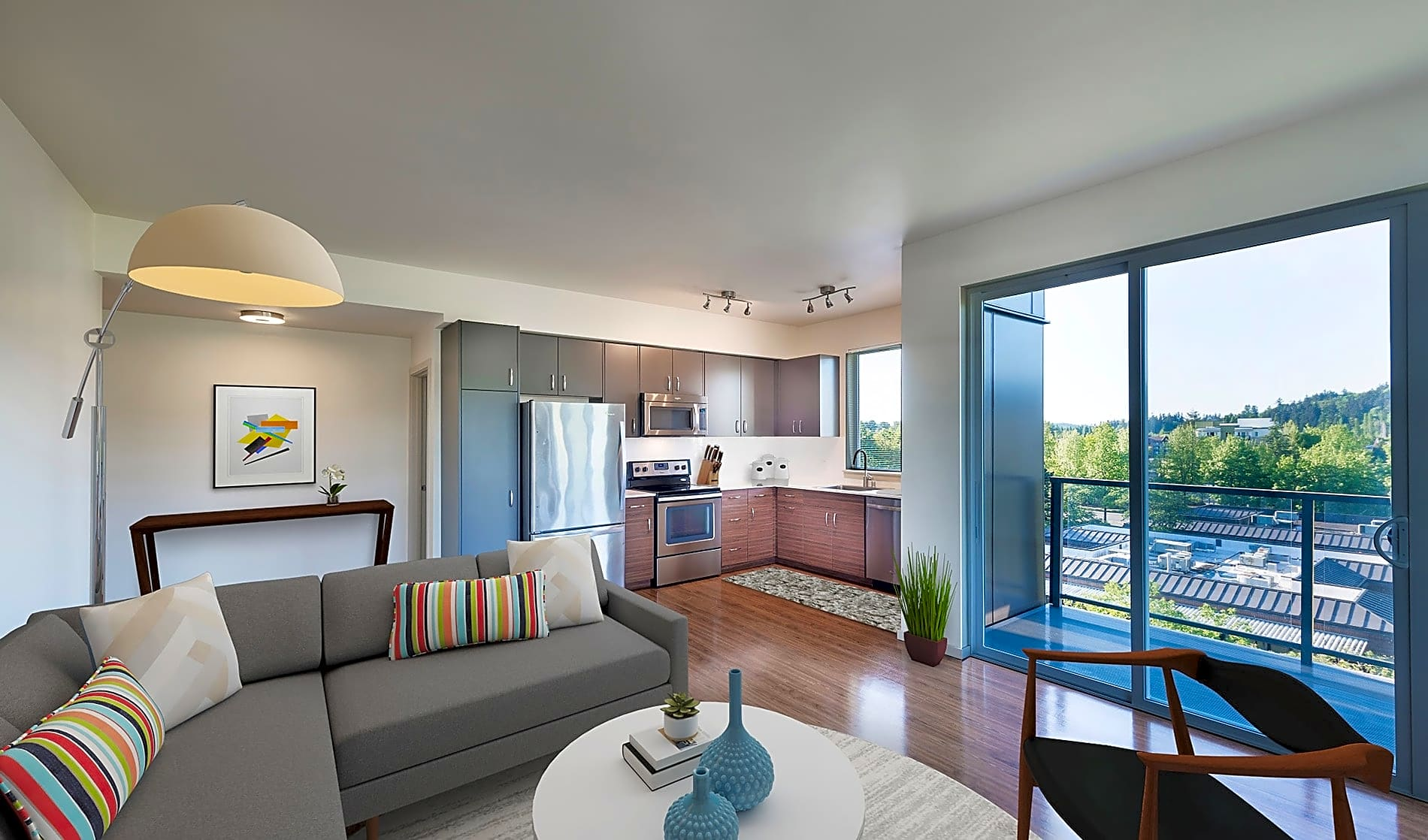 Apartments Near Bastyr Milehouse for Bastyr University Students in Kenmore, WA