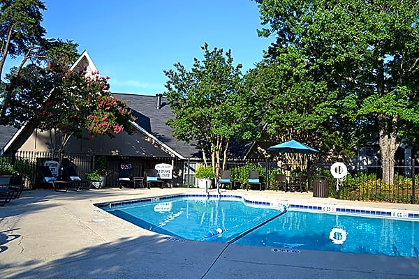 Our community includes 2 wonderful pools for our residents!