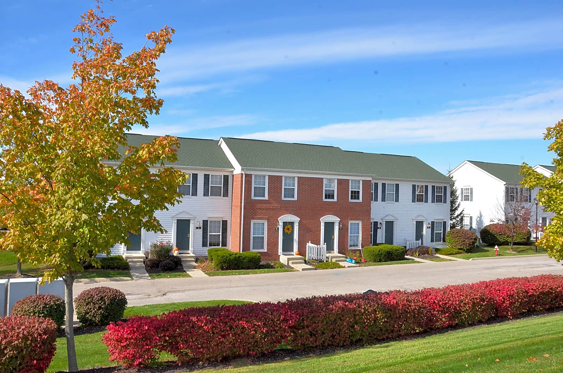 Apartments Near OWU Troy Farms for Ohio Wesleyan University Students in Delaware, OH