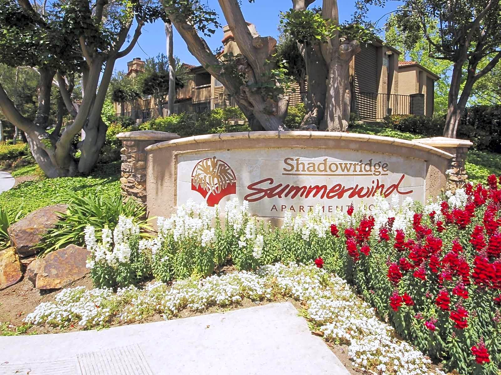 Shadowridge Summerwind Apartments Vista Ca
