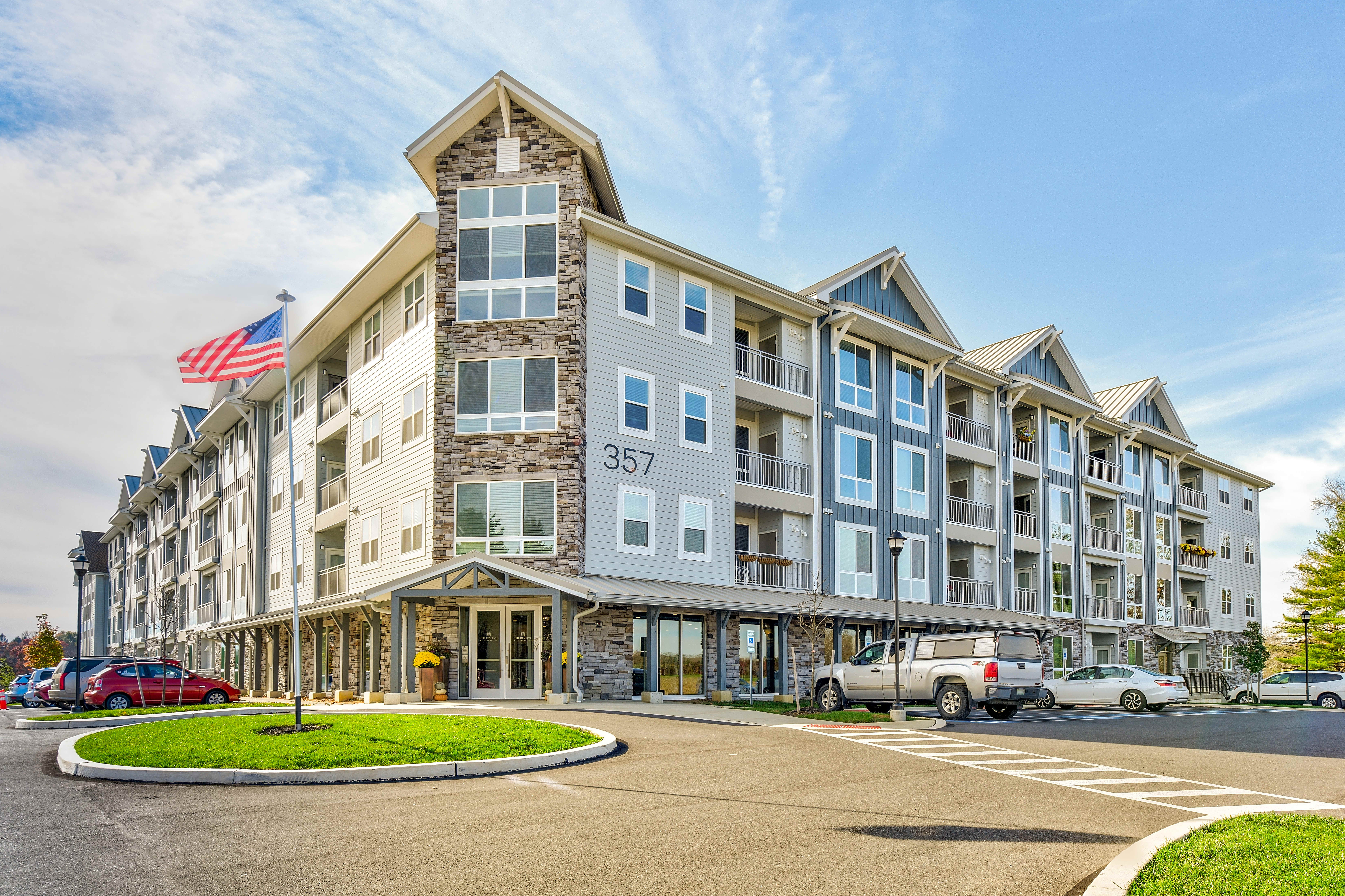 Apartments Near F & M The Reserve at Greenfield for Franklin & Marshall College Students in Lancaster, PA