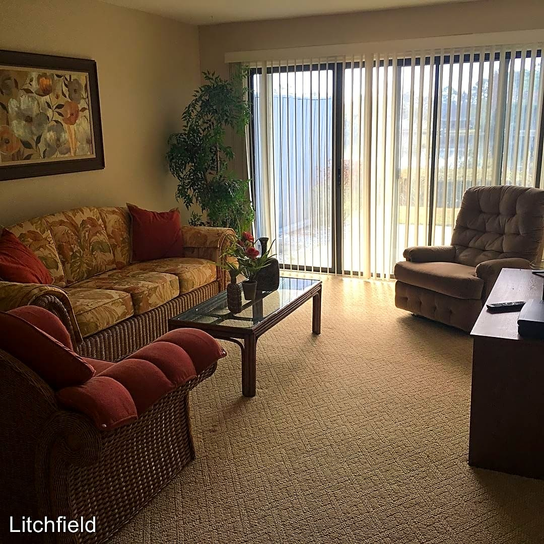 Myrtle Beach Apartments: 1801 Crooked Pine Drive Apartments