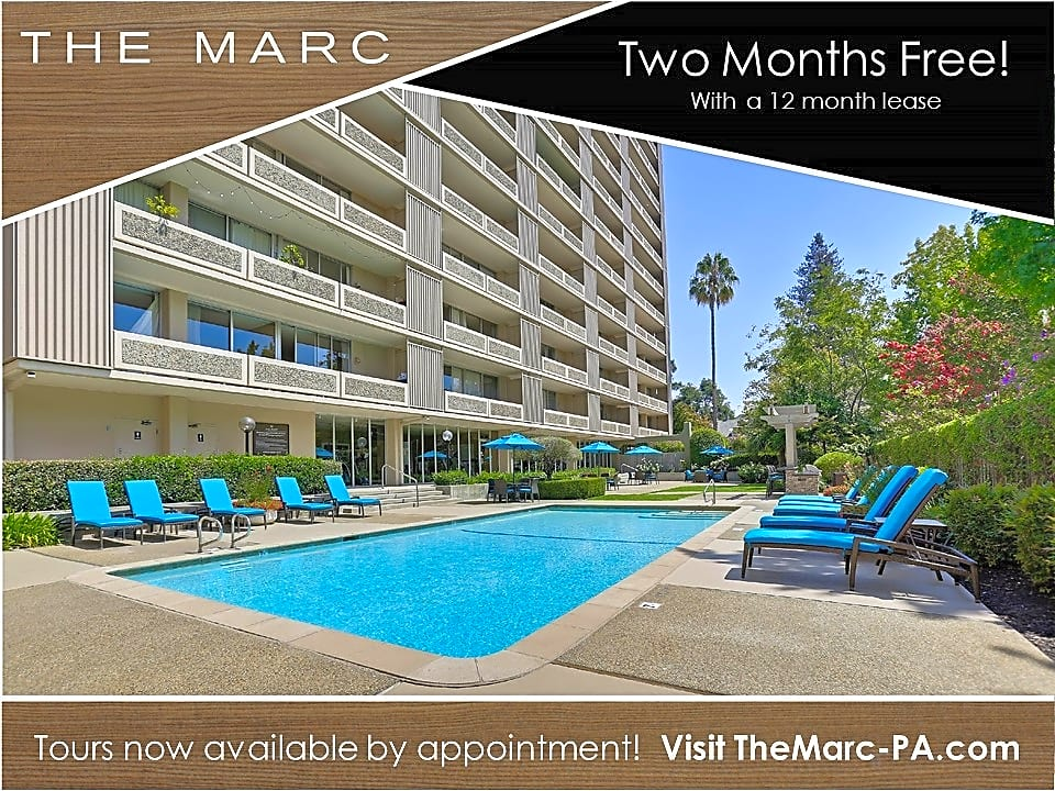 Apartments Near Stanford The Marc Palo Alto for Stanford University Students in Stanford, CA