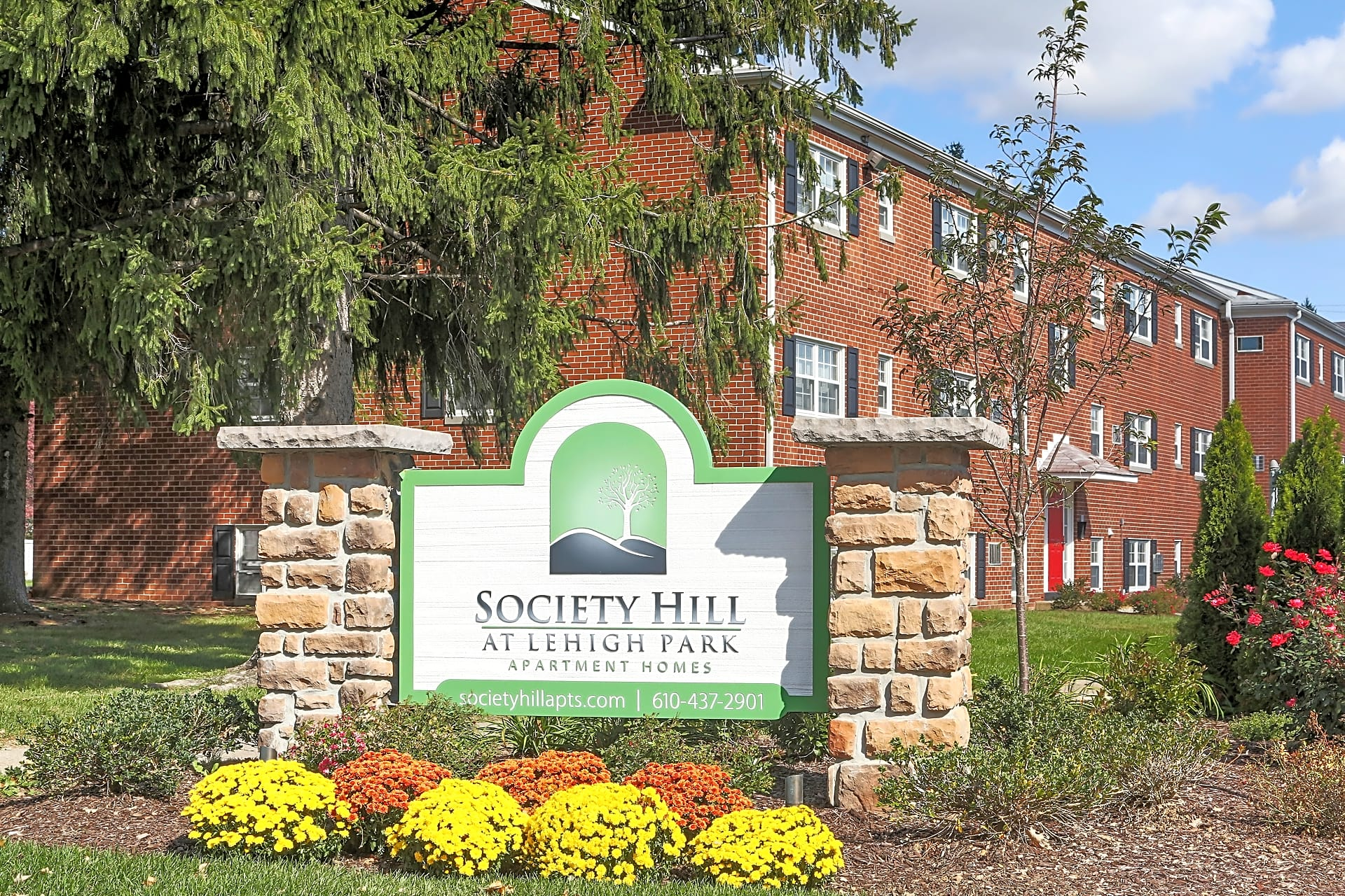 Society Hill Apartments Allentown Pa