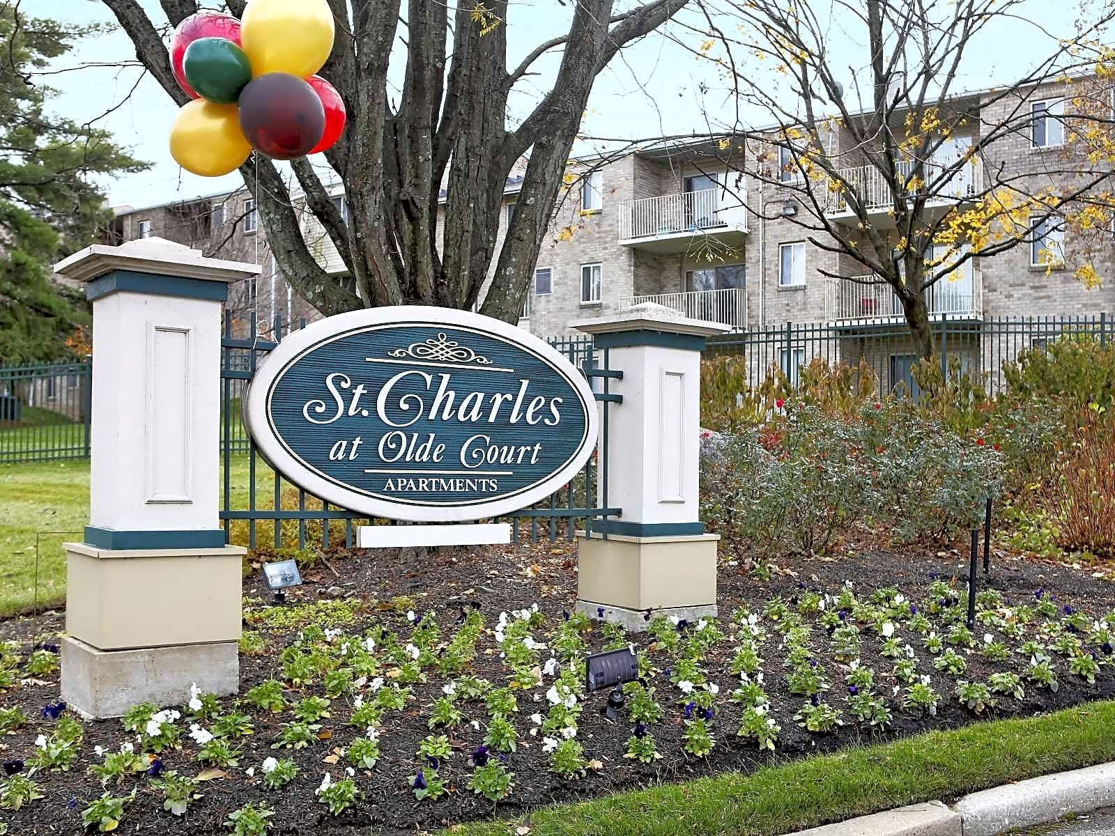 Saint Charles At Olde Court Apartment