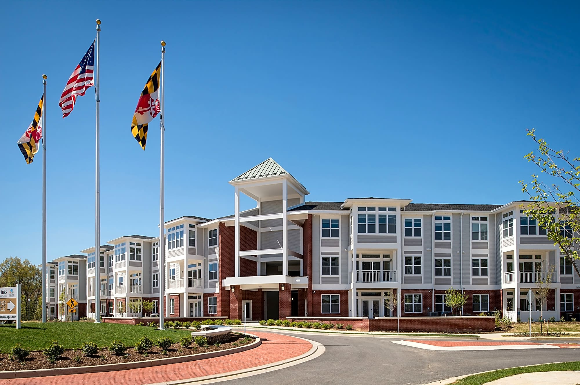 The Links At Gleneagles Apartments Waldorf Md 20603