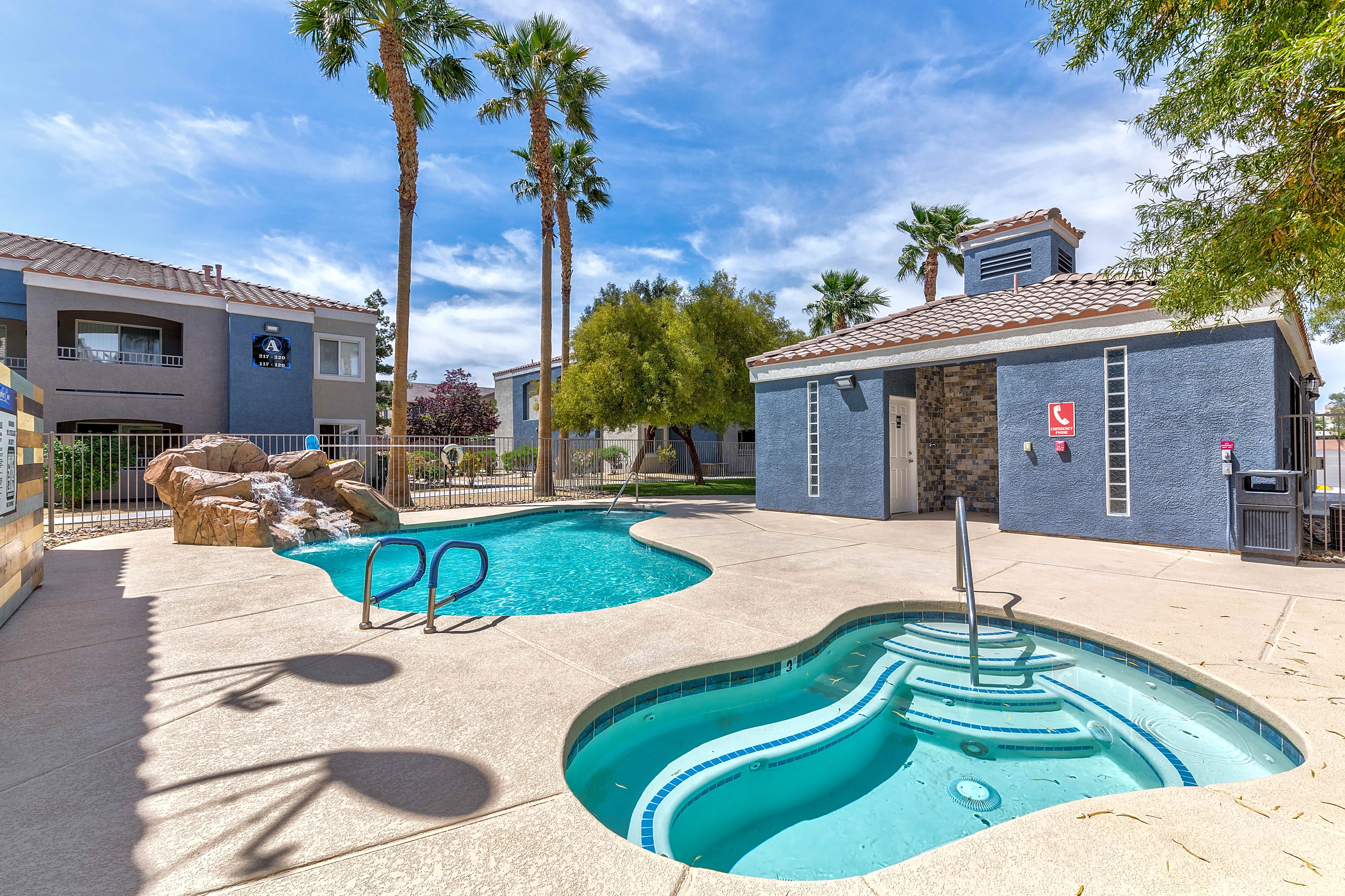 Apartments Near UNLV Tompkins Cove for University of Nevada-Las Vegas Students in Las Vegas, NV