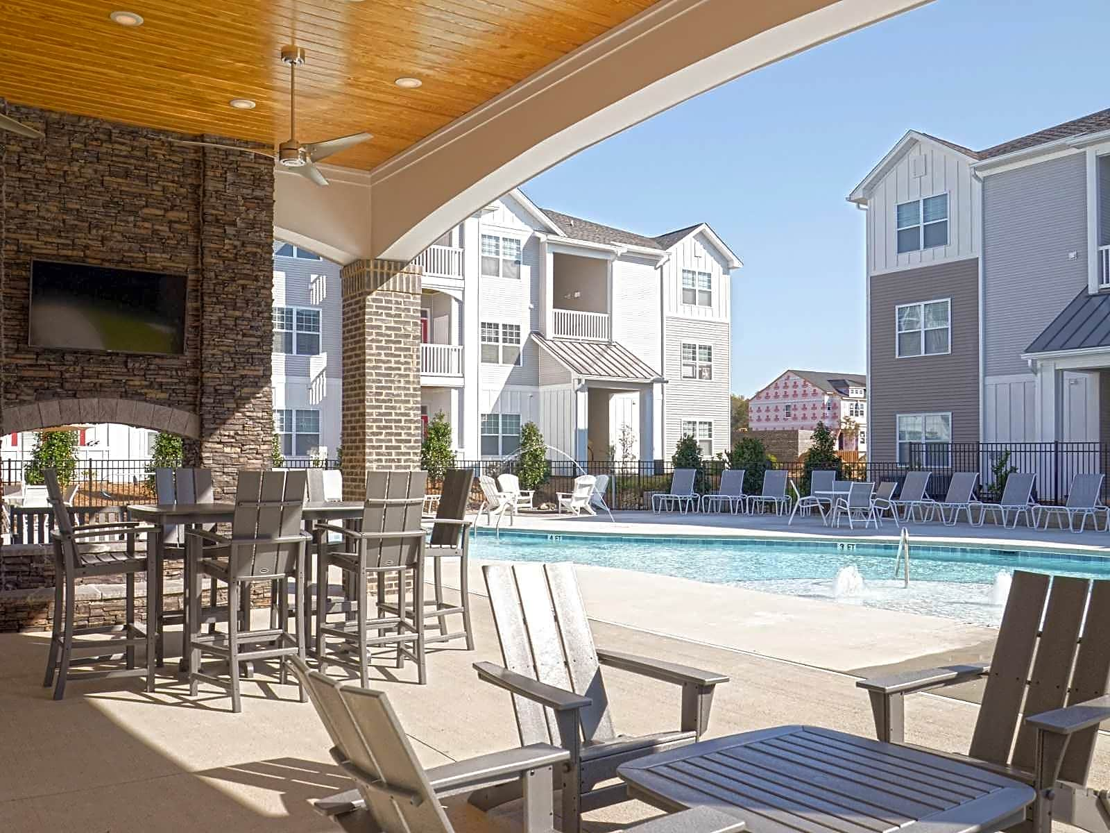 Our pool deck is open year round for you to lounge and soak in the sun.