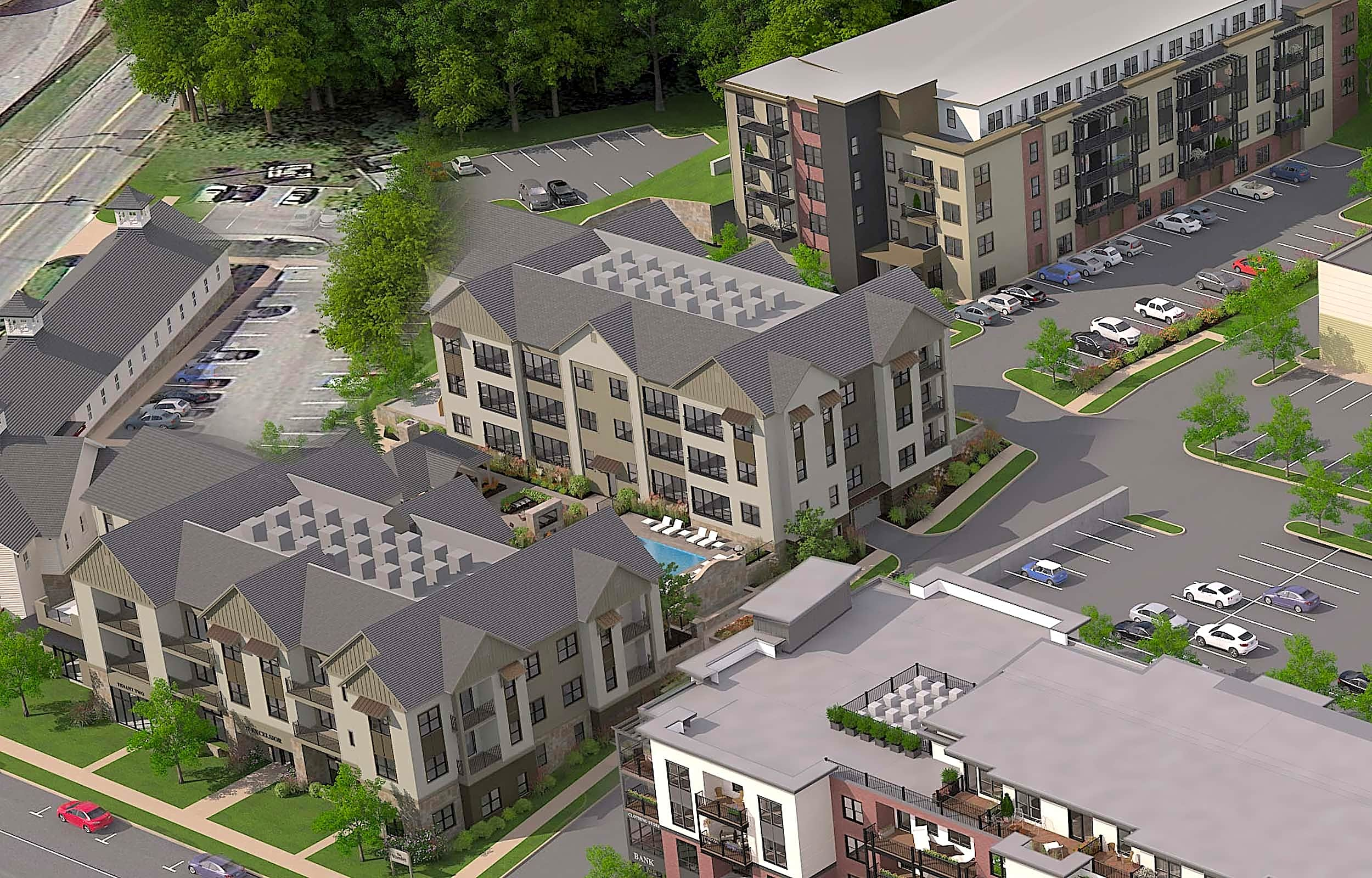 Phase 2 of The Hamlet at Saratoga Springs now leasing
