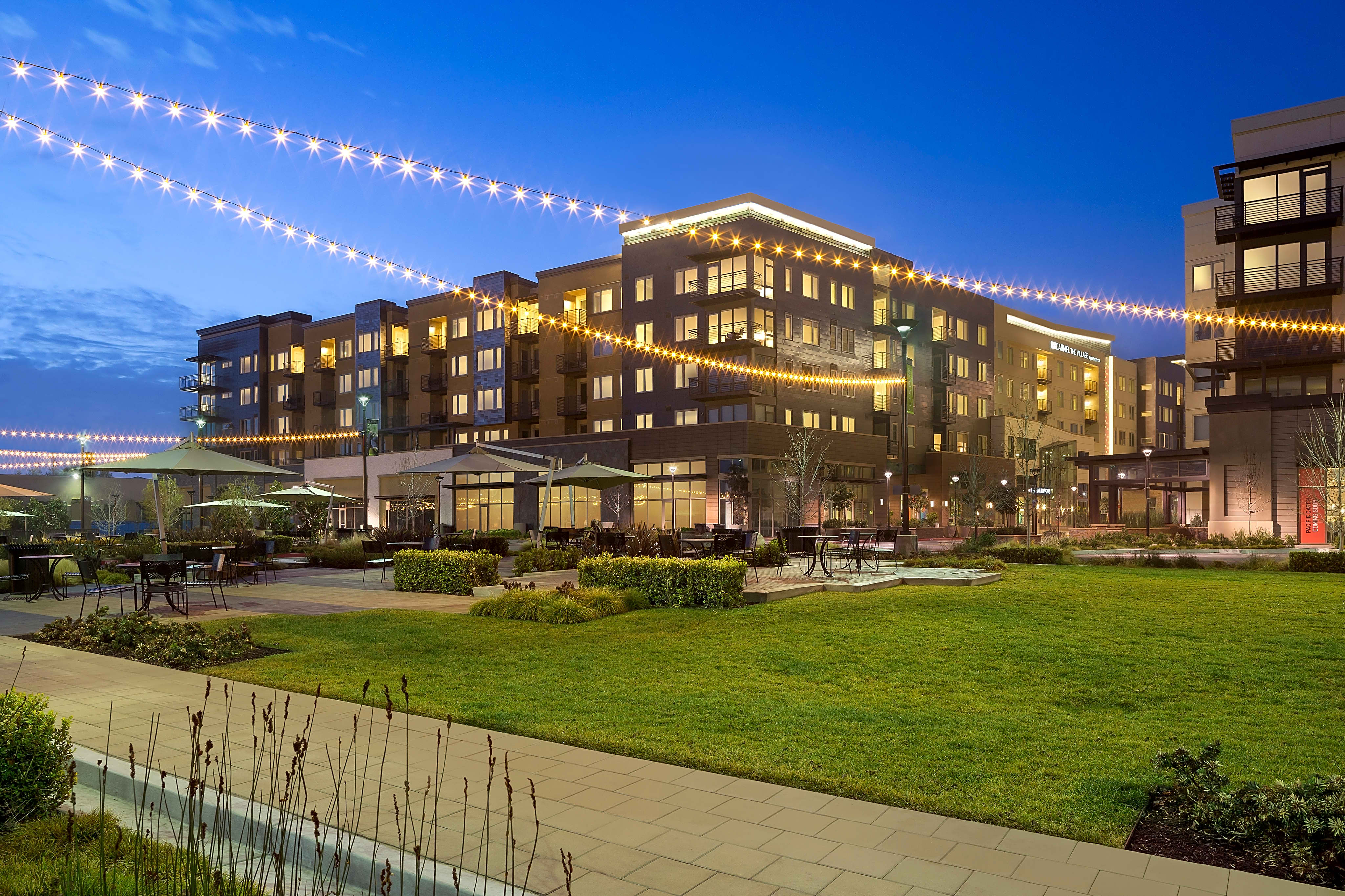 Carmel The Village Apartments - Mountain View, CA 94040