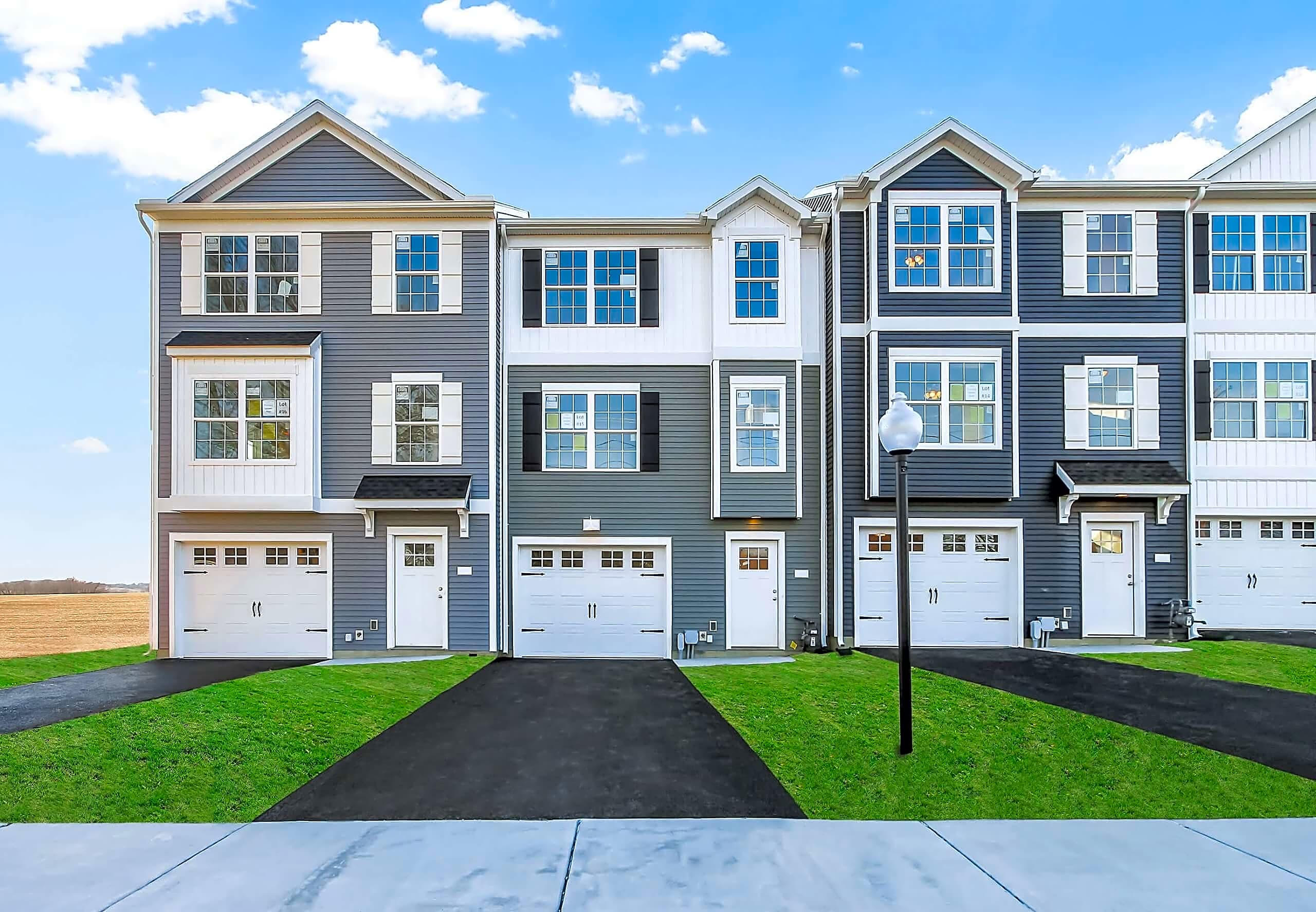 Housing Near Gettysburg Lexington Townhomes
