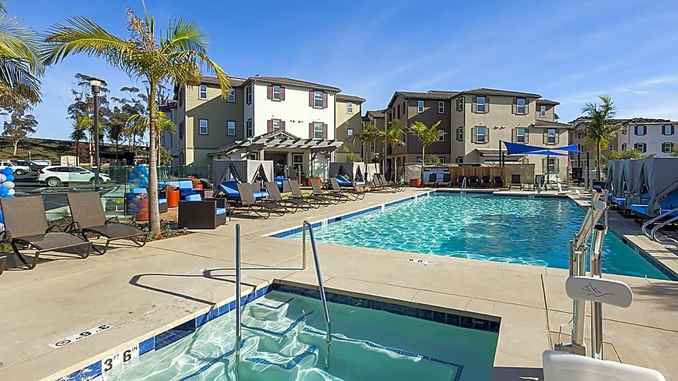 The Apartments at Los Carneros