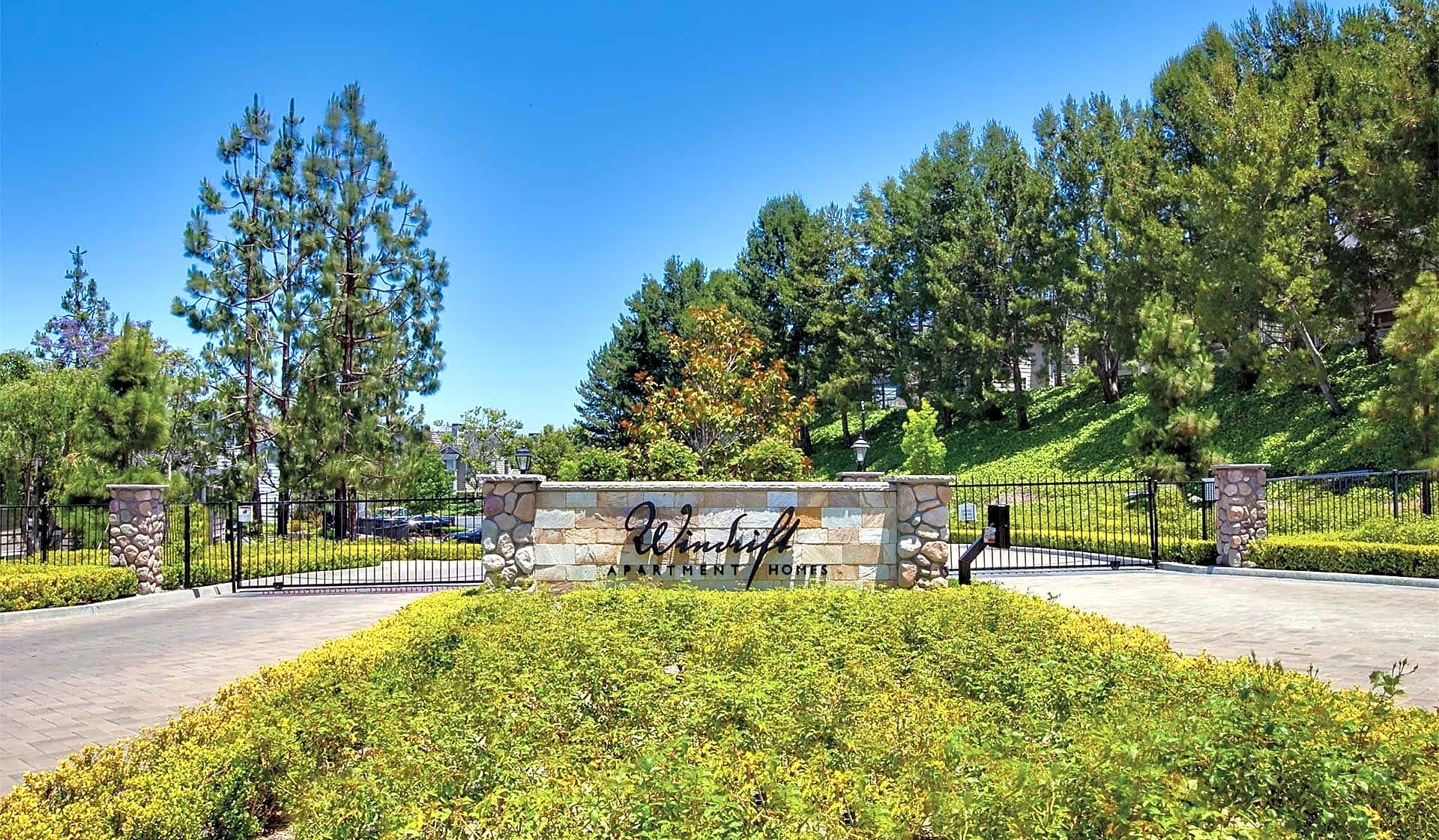 Gated community located in Oceanside, CA