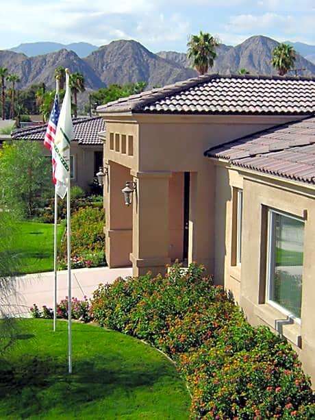 Villas on the Green for rent in Palm Desert