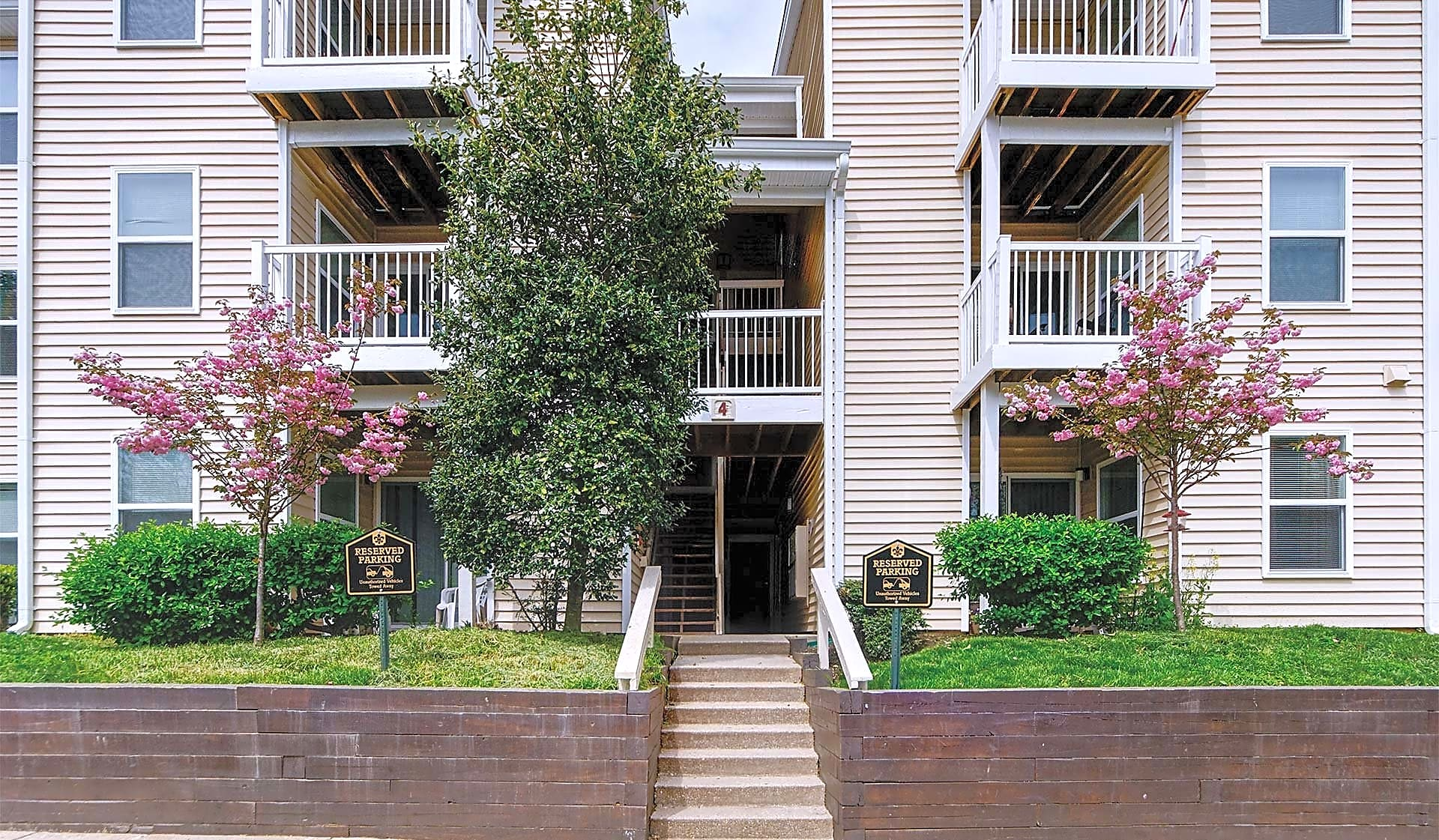 Our apartment homes feature central air and heat as well as a patio or balcony