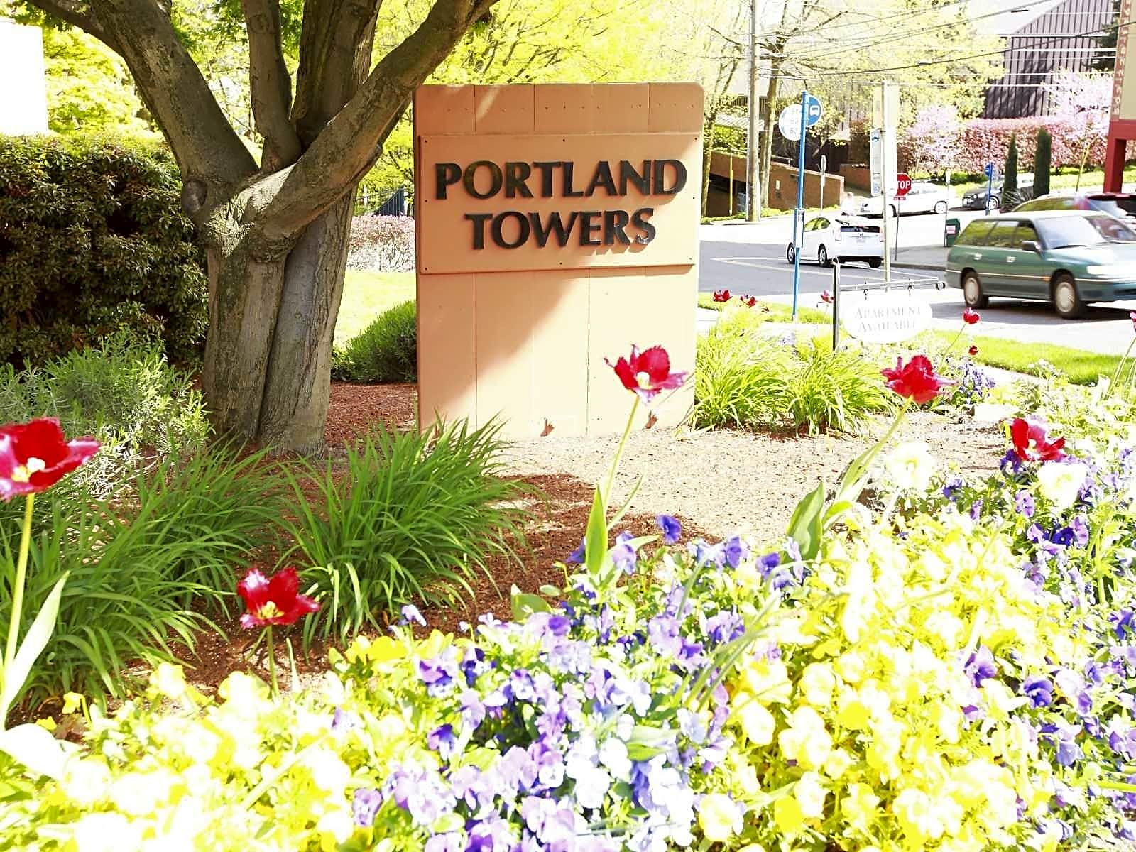 Portland Towers for rent in Portland