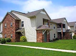 Photo: Jackson Apartment for Rent - $483.00 / month; 3 Bd & 2 Ba