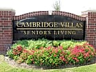 Cambridge Villas - Pflugerville