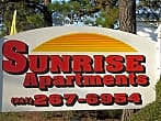2 br, 1 bath Apartment - Sunrise Apartments  ROOM