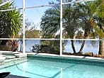 POOL! SPA! VIEW!  Rent includes POOL & LAWN CARE!