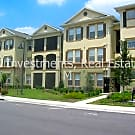 3 bed 2 bath, 1st floor corner unit - Windermere, FL 34786