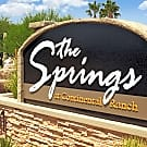 The Springs At Continental Ranch - Tucson, AZ 85743