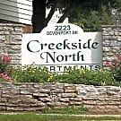 Creekside North Apartments - Lexington, KY 40504
