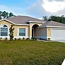 BRAND NEW  3/2/2 DESIRABLE PINE LAKES - Palm Coast, FL 32164