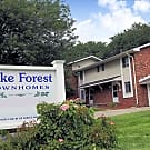 Lake Forest Townhomes - Omaha, Nebraska 68164
