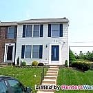 Wonderful Quiet 3BR 1BA End Unit Townhouse - Abingdon, MD 21009