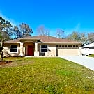ONE OF A KIND, 3+DEN/2/2, FENCE IN THE HEART OF PA - Palm Coast, FL 32164