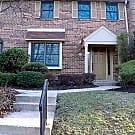 3 Bedroom Townhouse in Rustmont - Malvern, PA 19355